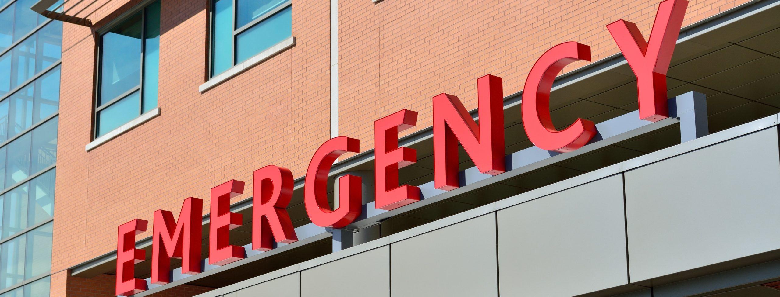 Hospital, Emergency, Building